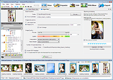 ArtensoftPhotoEditor Batch Process Images screenshot